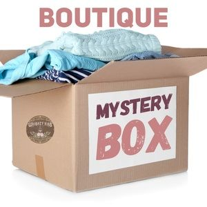 BOUTIQUE MYSTERY BOX $75 for $150 value